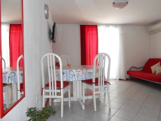 Apartment with terrace see wiew, Vodice