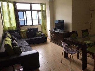 Piso 4 habitaciones en la playa de Las Canteras