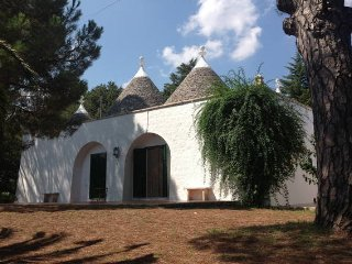Trullo with private park