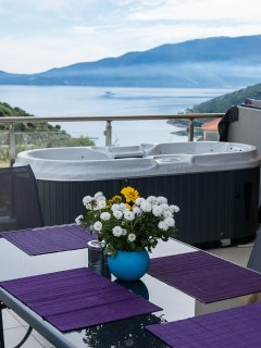 The view from your jacuzi