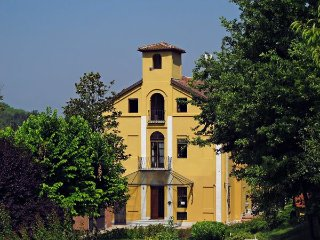 Villa in Parella, Piedmont, Italy, Celle Enomondo