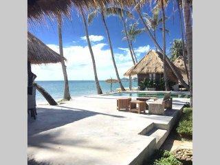 HANSA beach front bungalow