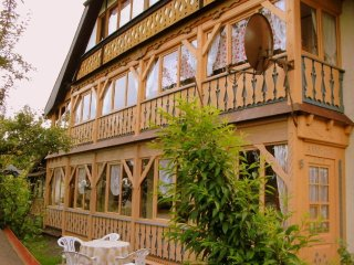 Vacation Apartment in Bernau im Schwarzwald - 646 sqft, quiet, renovated, bright (# 8886)