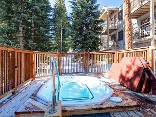 Wildwood Suites Shared Hot Tub