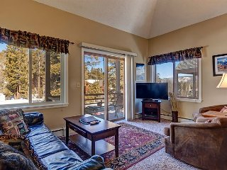 Wildwood Suites 304 Pet friendly Ski-in Condo Downtown Breckenridge Lodging