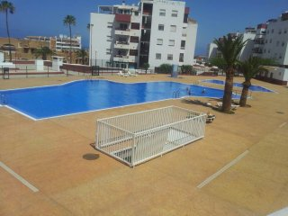 3 bedrooms, pool, perfect location, W-Fi, parking, Costa Adeje