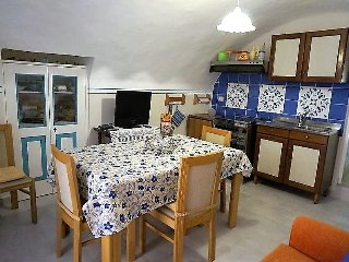 Two-roomed holiday home in Salento Apulia in Parabita in the historic center a