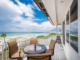 Gulf Pines Delight! ! Gulf Front With Private Pool! FREE Golf & Parasailing!, Sandestin