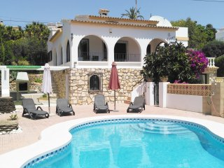Villa El Ruisenor Basetes with Private Pool,, Calpe