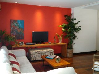 Best location Ipanema, 3BR, your home in Rio
