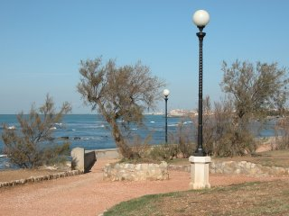 Vicino al mare in citta, Livourne