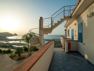 Magico Residence Scafa bilo balcone vista mare, Capo d'Orlando