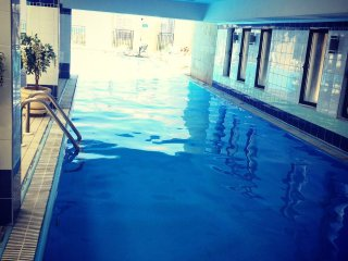Luxury 2bd pool parking, Jaffa