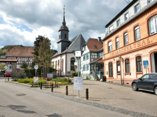 High-quality apartment in historic surrounding, Hofheim am Taunus