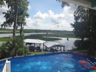 Waterfront Home, Dunnellon
