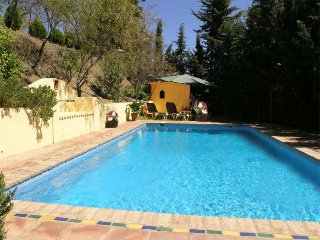 Superb country villa near Gaucin with private pool
