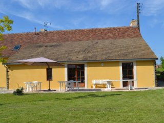 Holiday cottage near Le Mans