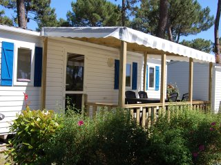 Charmant Mobil Home 4/ 6 personnes