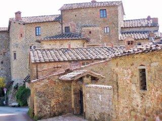 Castle Cottage - Volpaia, Radda in Chianti