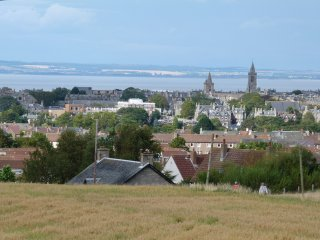 Home with superb view of St Andrews, St. Andrews
