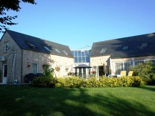 Villa atypique de tout confort,dans le sud du nord, Solre-le-Chateau