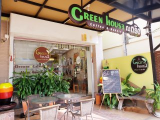 ❤ Green House at Trang Guesthouse, Thailand ❤