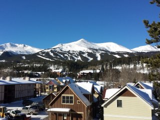 Newly Renovated Condo, Steps from Main St, View!!!, Breckenridge
