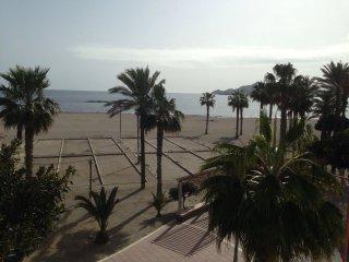 Alquilo apartamento en primera fila de playa