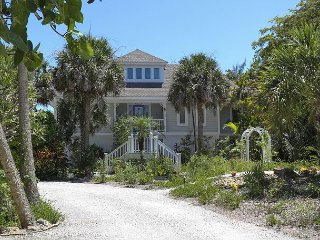Osprey's Nest: Clam Bayou Home Offering Spectacular Views, Wildlife, & Beach!, Sanibel Island