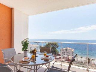 Precioso Piso Frente al Mediterraneo, Villajoyosa