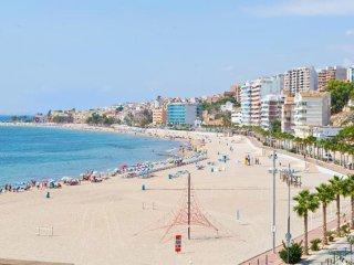 Precioso Piso Frente al Mediterraneo