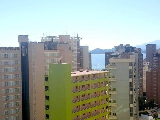 Great 2 bed central Benidorm