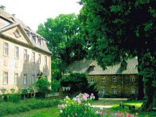 Toskana des Nordens - Ferienwohnung im Schloss