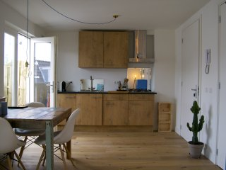 Modern and cozy studio in the center, Amsterdam