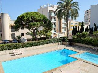 Apartamento CALA MAJOR piscina