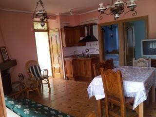 apartamento de verano, Isla