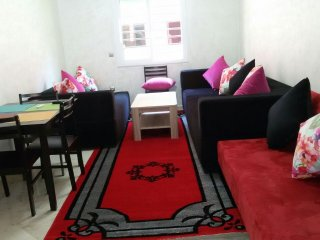 Wonderful spacious 2 bedrooms apartment In a Quiet Neighborhoods Najd Eljadid