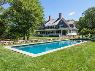 Luxury Home With Heated Pool, East Machias