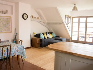 La Villanelle. A charming village house, centrally located in sunny Veyrier.