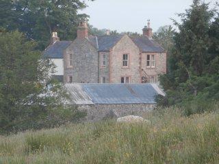 Apartment in beautiful peaceful rural location, Dumfries