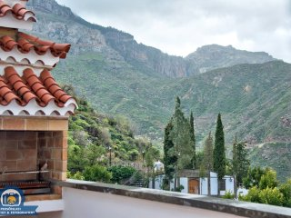 Apartment Roque Nublo, 5 persons, Tejeda
