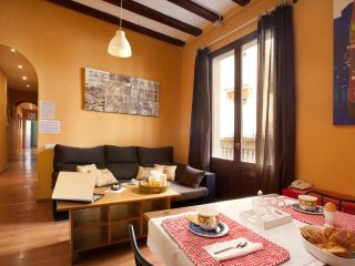 Borne Center, 3bedrooms+3bathrooms!, Barcelona