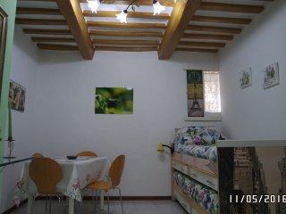 La casetta col terrazzino, Gubbio