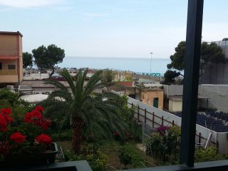 MOLINELLI NICE MODERN SEA VIEW FLAT, Monterosso