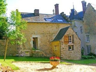 Le Cottage du Chateau Lilas(4pers)