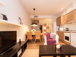 Port II apartment Barcelona