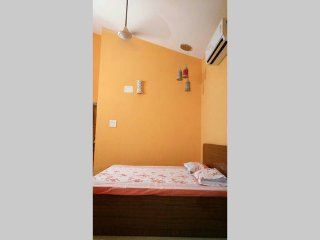 Fully Furnished 1 RK at Calangute