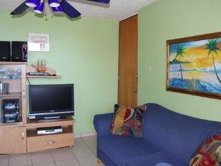 Vistamar Mini Penthouse Ocean Front, Aguadilla