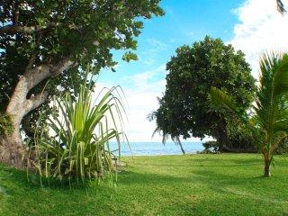 Location maison les pieds dans l'eau, Nosy Boraha