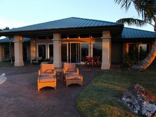 Mauna Kea Resort Ocean View Home with Private Pool, Waimea